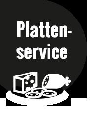Plattenservice